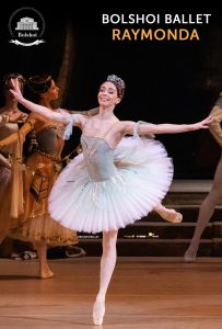 Raymonda ballet performance