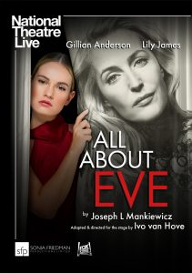 All About Eve performance poster