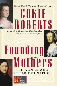 Book Cover: Founding Mothers by Cokie Roberts