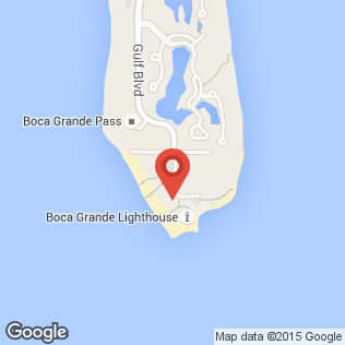 Port Boca Grande Lighthouse & Museum map